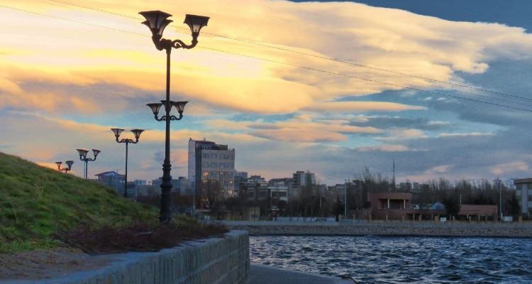 اردبیل شهری زیبا و کهن در شمالغرب کشور+عکس